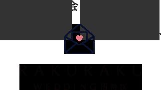 だれでも簡単に結婚式二次会の招待状が作れる・送れる 無料アプリ「楽々Wedding招待状」