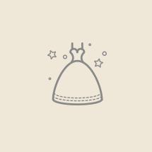 ウェディングドレス&着付け
